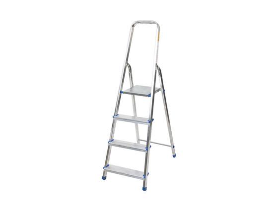 Aluminium Ladder   4 Treden