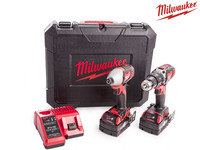 Milwaukee 18 V Powertoolset
