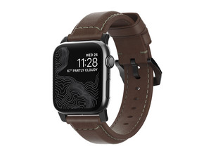 Pasek do Apple Watch | brązowy 2