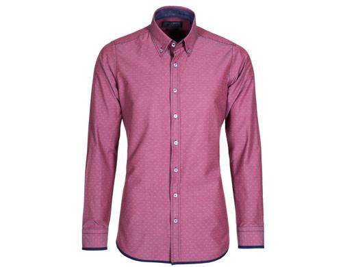 Bordeaux Overhemd.Styleover Overhemd Bordeaux Internet S Best Online Offer Daily