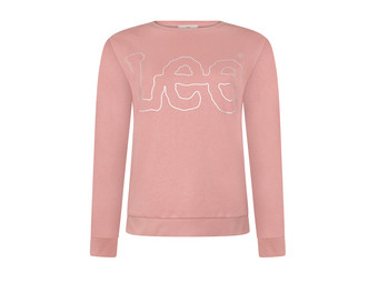 Lee Wobly Sweater Pink | Dames