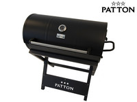 Patton Barrel Chef Charcoal Grill | XL