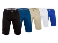 Nebulus Deep Chino Short Heren