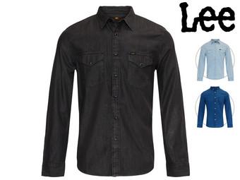 quality design 2d853 c9bbf Lee Denim-Herrenhemd   Slim Fit - Internet's Best Online ...