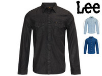 Lee Denim Shirt | Heren