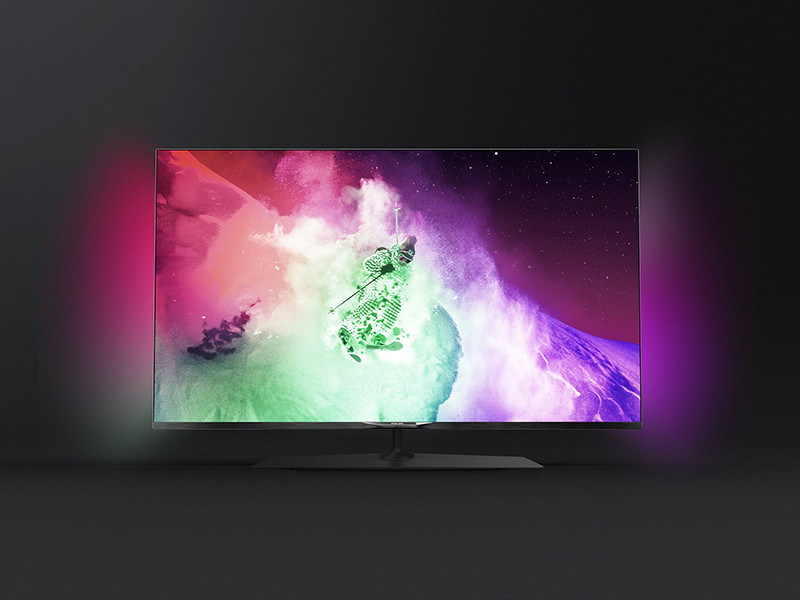Philips Ultraslim 4K UHD LED-TV – Powered by Android
