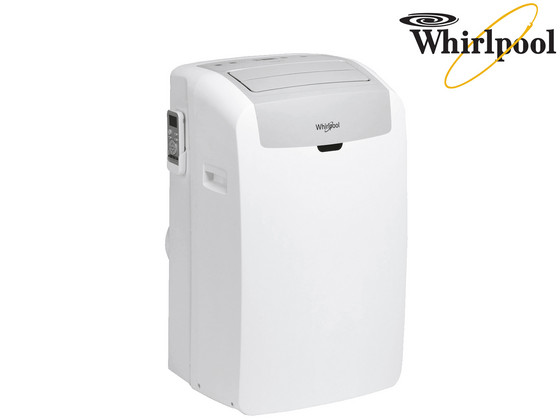 Whirlpool Mobiele Airconditioner | 12.000 BTU | PACW212HP