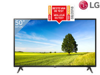 "Smart TV LG 50"" UHD 