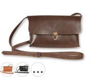 The Pearsons Basic Shoulder Bag | L