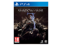 Middle Earth: Shadow of War | PS4