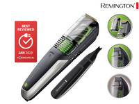 Golarka Remington Vacuum Beard Trimmer