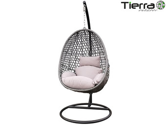 Tierra Outdoor Basket Chair