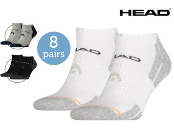 8 x Performance Sneakersocken