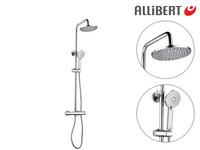 Allibert Lounge Duschsystem inkl. Thermostat | 150