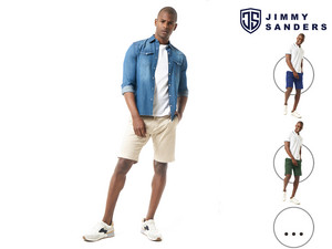 Jimmy Sanders Chino-Shorts