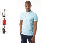 Jimmy Sanders Polo | PLM1038