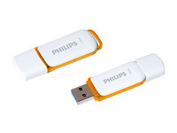 2x pamięć USB 2.0 | 128 GB | Snow