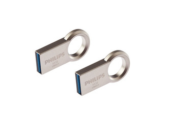2x Philips USB 3.0 Stick | 64 GB | Circle