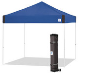 E-Z Up Pyramid Partytent Blauw | 3x3 m