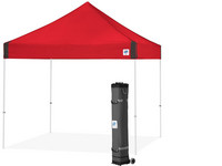 E-Z Up Vantage Partytent Rood | 3x3 m