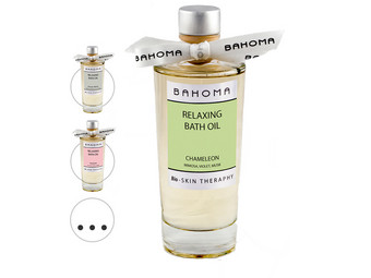Bahoma Bath & Body Badeöl | 200 ml