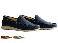 Travelin' Seatown Moccasins | Heren