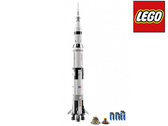 Lego Nasa Apollo Saturnus V