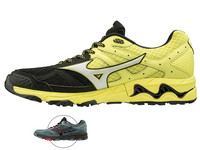Mizuno Wave Mujin 5 | Heren