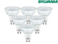 6x Sylvania Retro LED Lamp