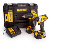 18 V Power-Toolset mit 2x Akku