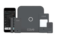 Cave Smart Home Security Starter Kit