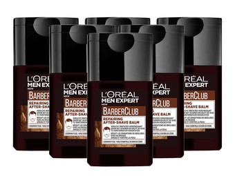 6x L'Oréal Men Expert After-Shave Balm