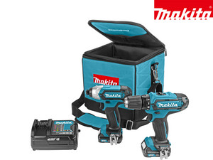 Makita 10,8 V Powertools | 2x Accu