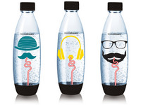 3x SodaStream Vulfles | Hipster
