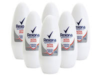 6x Rexona Active Shield Deo