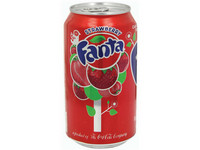 12x Fanta Strawberry | 355 ml