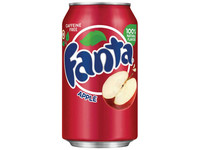 12x Fanta Apple | 355 ml