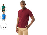 Jimmy Sanders Polo | PLM1030