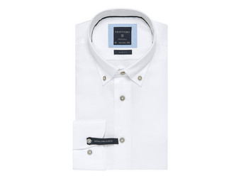 Originale White | Long Sleeve | Button-Down