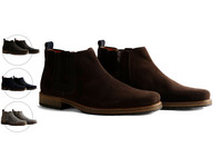 London Chelsea Suede | Heren