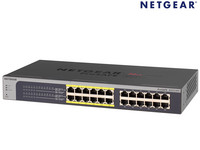 PoE-Switch | 24-Port-Gigabit
