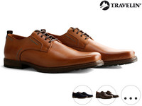 Travelin London Low Herrenschuhe | (Wild-)Leder