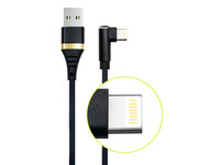 Snellaadkabel USB - Lightning