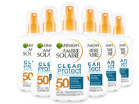 6x Clear Protect  | SPF 50