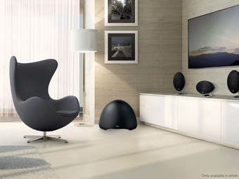 Kef Home Cinema Systeem | 5.1 of 7.1