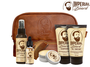 Imperial Beard Treatment Kit