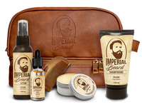 Imperial Beard My Beard Volume Kit