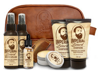 Imperial Beard Hair & Beard Kit