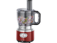 Retro Food Processor | Red