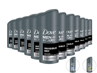 12x dezodorant Dove Men+ Care | 35 ml